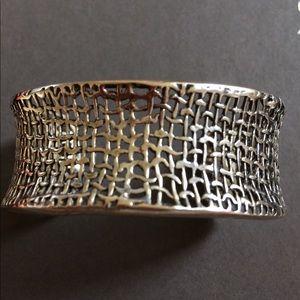 Silpada Sterling Silver Cuff Bracelet B1625